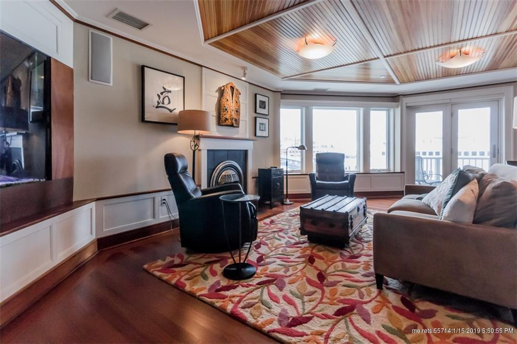 301 Chandlers Wharf Unit 301 Portland Me 04101 Is For