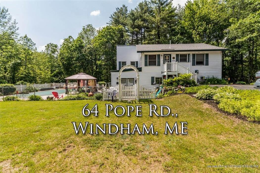 64 Pope Road Windham, Maine