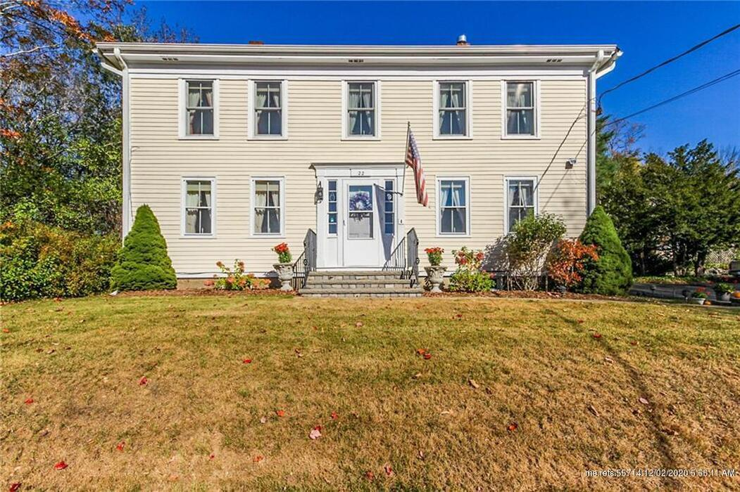 22 High Street, Damariscotta, Maine 04543