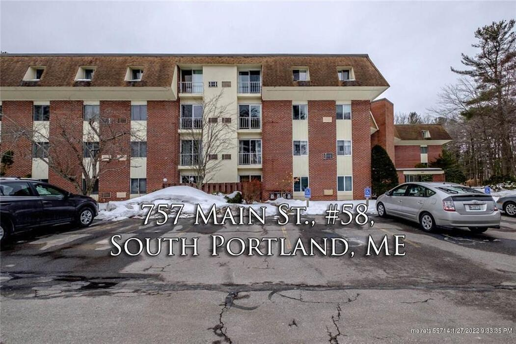 757 Main Street, Unit 58 South Portland, Maine