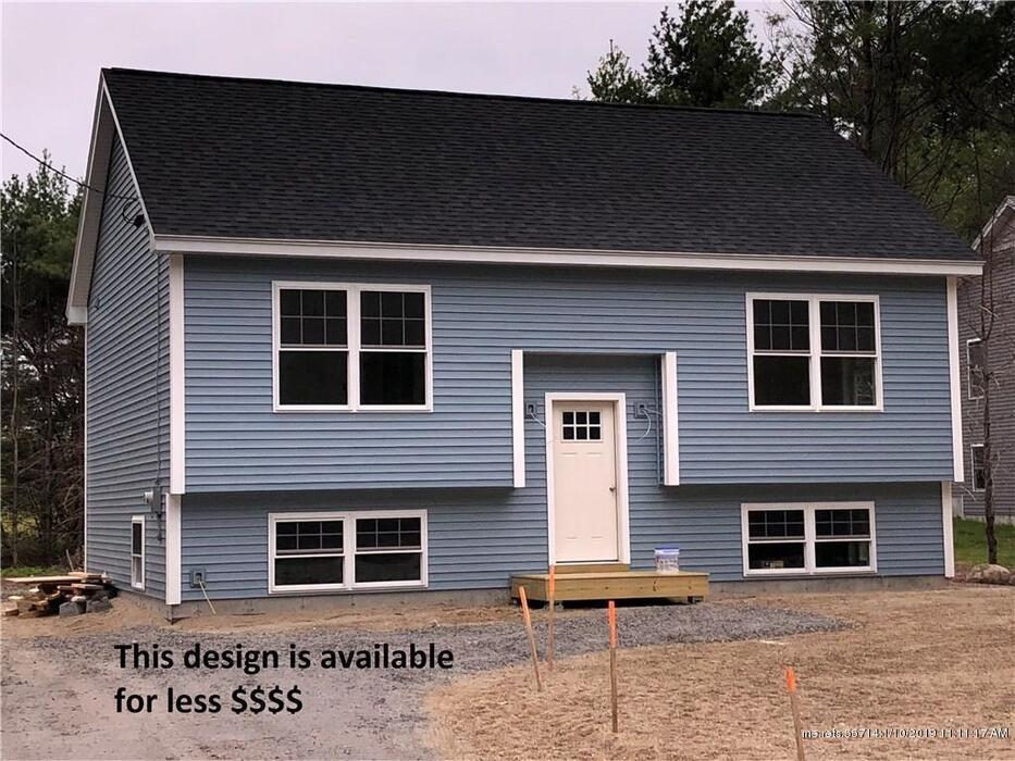 Lot 26B Hogfat Hill Road, Sebago, Maine 04029