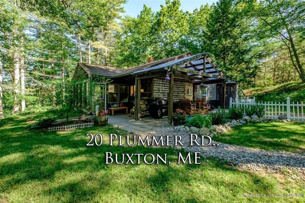 20 Plummer Road Buxton, Maine