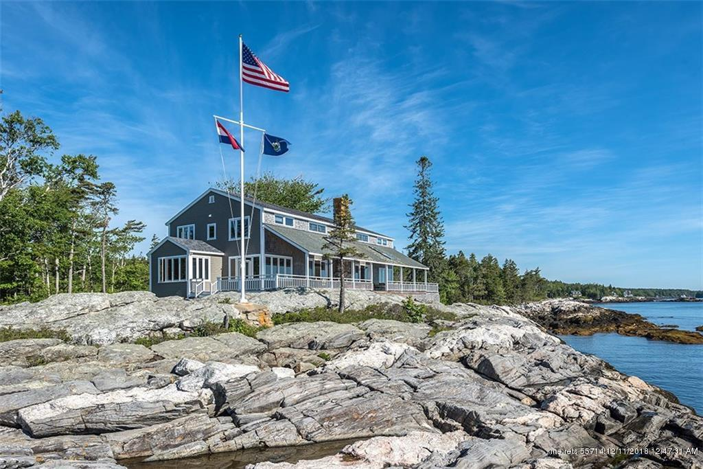 30 Horn Cove North, Southport, Maine 04576