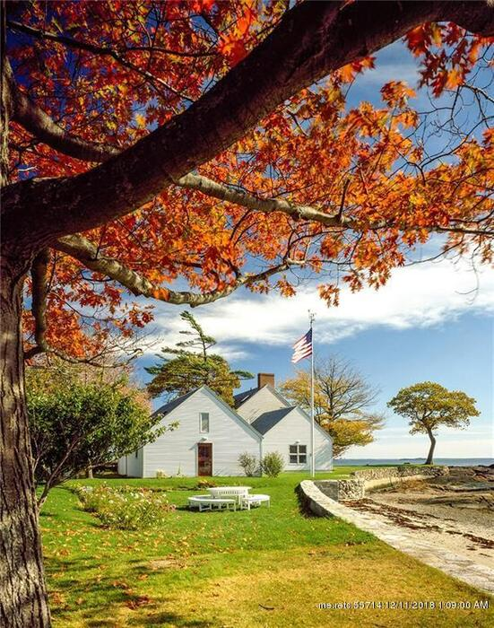 144 Sherman's Point RD Camden, Maine