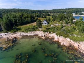 84 Little House Cove Road, Swans Island, Maine 04685