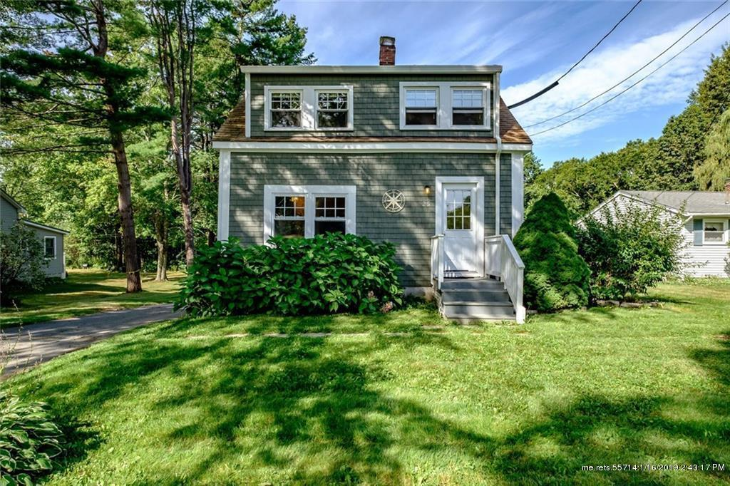 25 Willowdale Road Scarborough, Maine