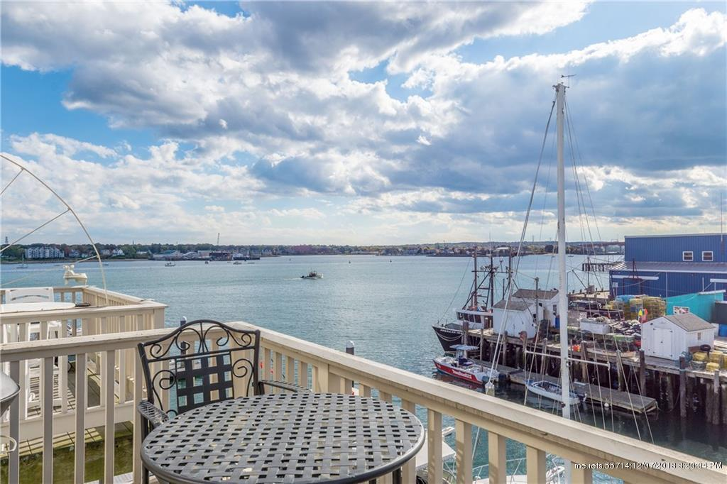 405 Chandlers Wharf, Unit 405, Portland, Maine 04101