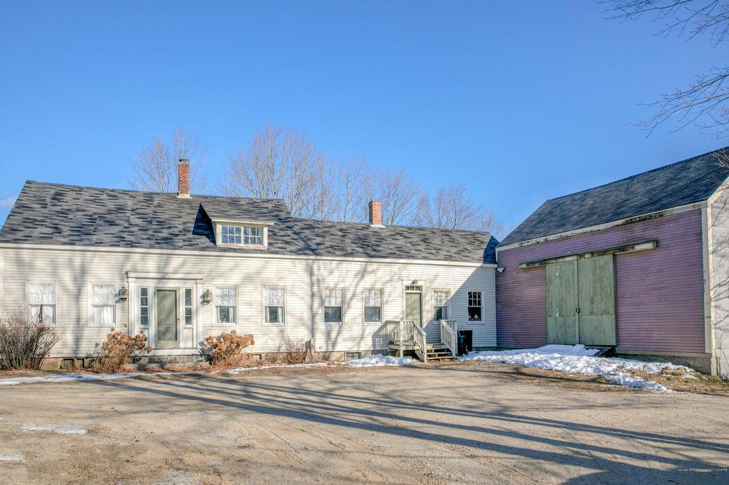 671 Walnut Hill Road, North Yarmouth, Maine 04097