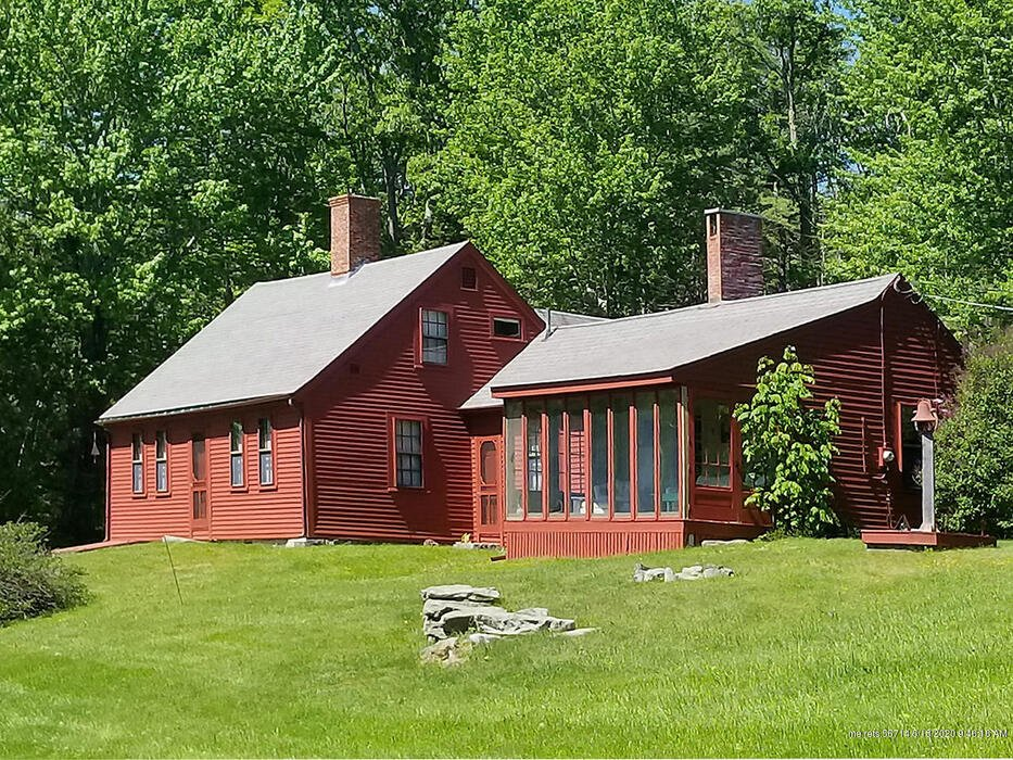 264 Golden Ridge Road, Alna, Maine 04535