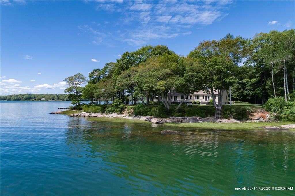 92 Cornfield Point, Yarmouth, Maine 04096