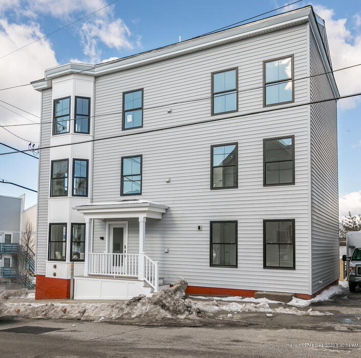 35 Oxford Street, Unit 1, Portland, Maine 04101