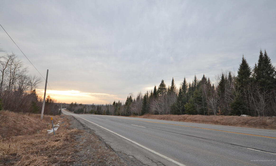 Lot 1 Route 9 - Airline Road, Aurora, Maine 04408