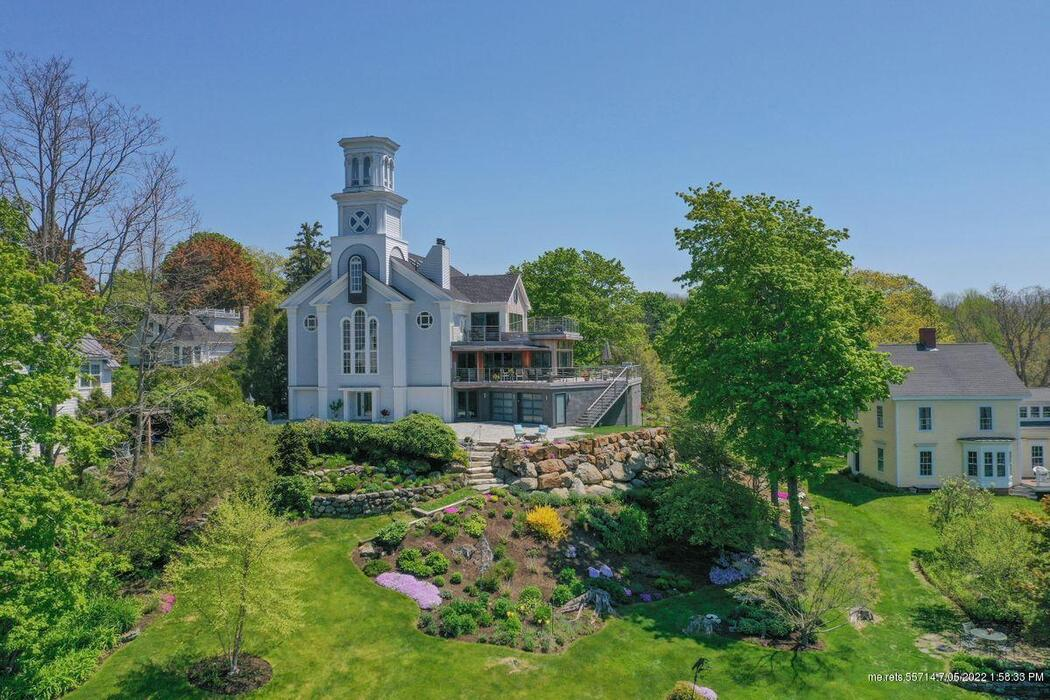 150 Russell Avenue, Rockport, Maine 04856