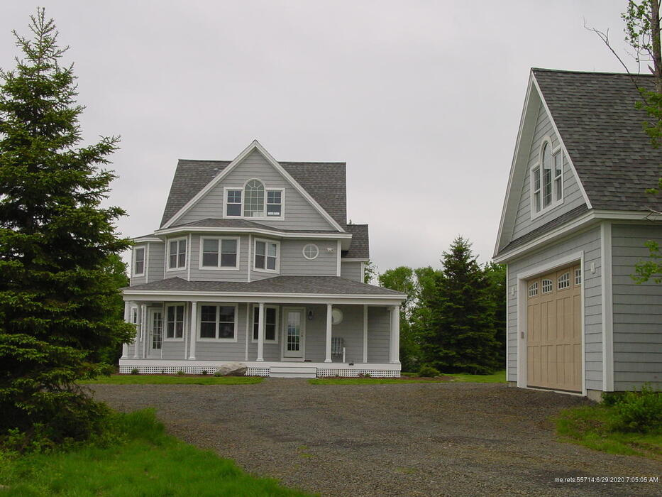 12 Country Club Road, Rangeley, Maine 04970