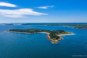 Sheep Island, Owls Head, Maine 04854