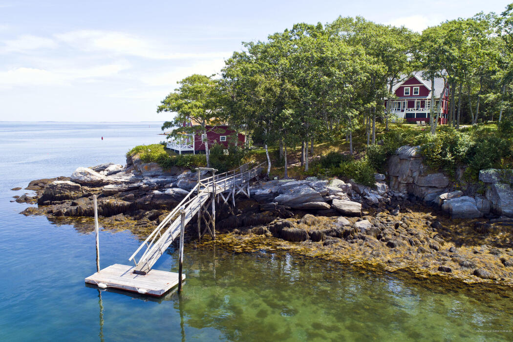 20 & 24 Harbor Point Lane, Bristol, Maine 04554