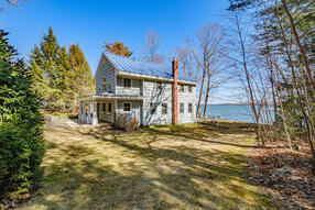 166 Whites Cove Road, Yarmouth, Maine 04096